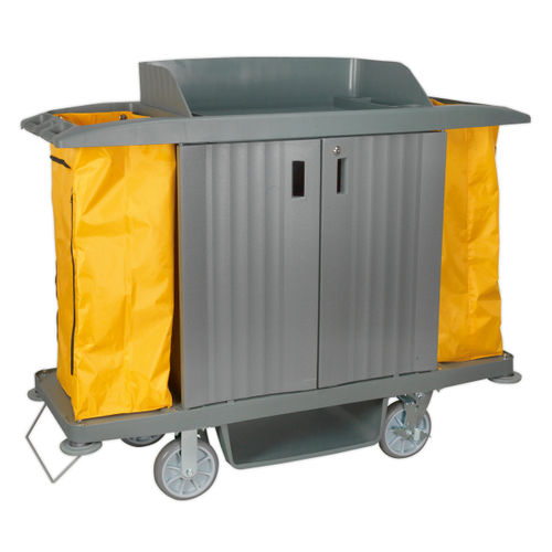 Sealey BM33 Janitorial/Housekeeping Cart
