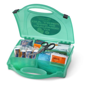 Delta CM1801 First Aid Kit 10 Person