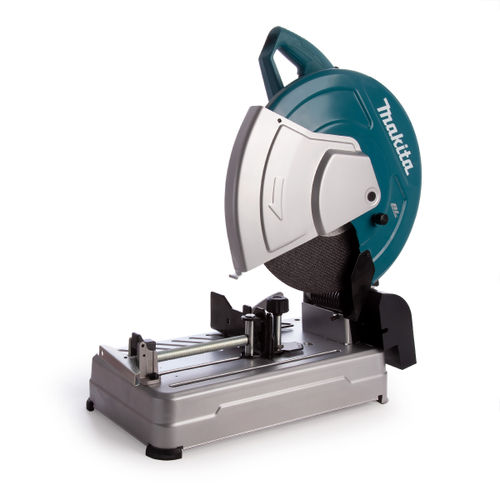 Makita DLW140Z 36V Brushless Cut-Off Saw 355mm LXT (Body Only) Accepts 2x 18V Batteries