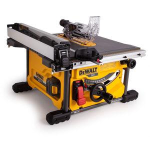 Dewalt DCS7485T2 Table Saw XR Flexvolt 54V Cordless 210mm (2 x 6.0Ah Batteries)