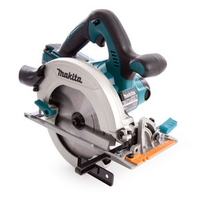 Makita DHS710ZJ 36V Cordless li-ion Circular Saw (Body Only) - accepts 2 x 18V Batteries - with Makpac Case