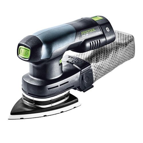 Festool 575705 18V Cordless Delta Sander (2 x 3.1Ah Batteries)