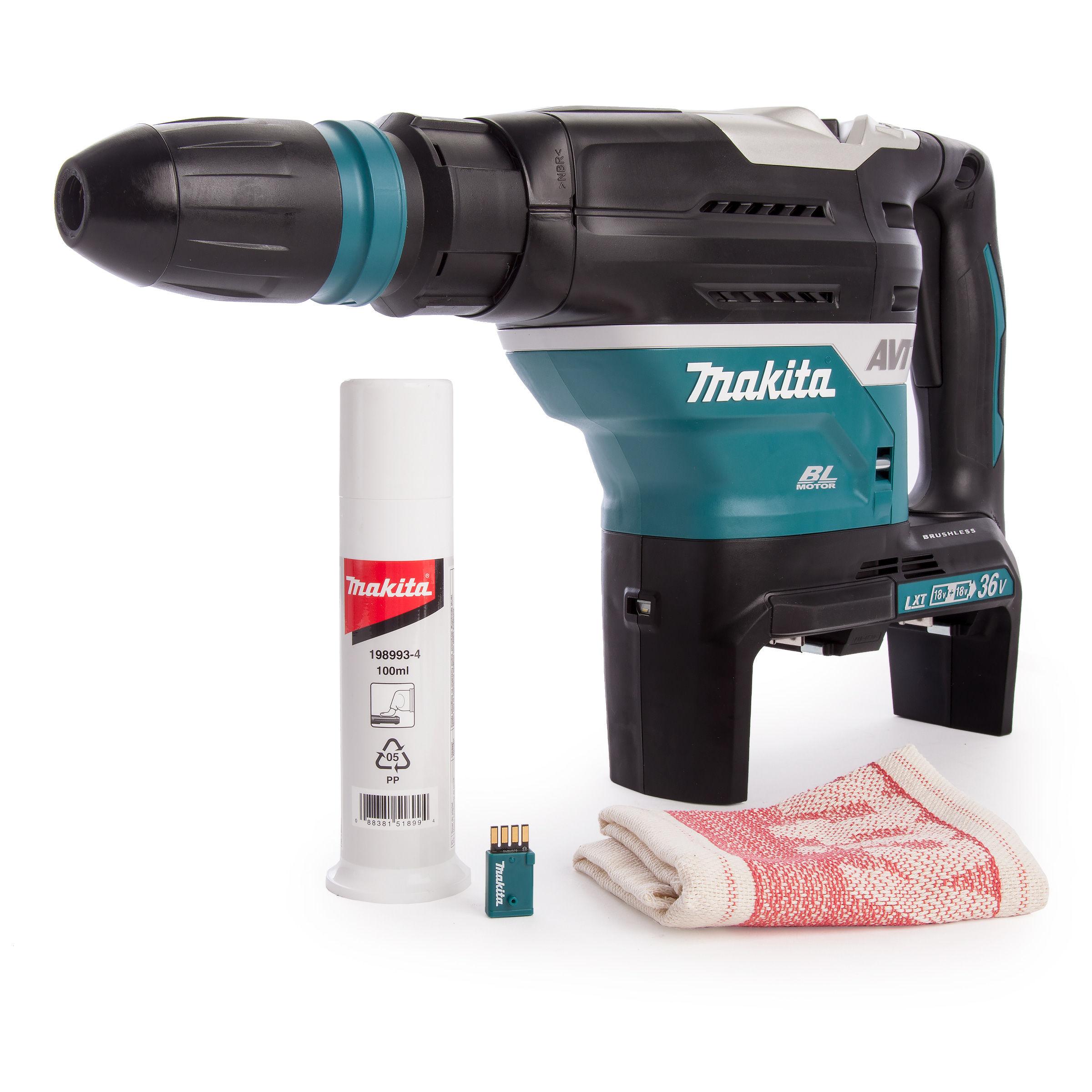 MultiVolt™ 36V Brushless 1-9/16 SDS Max Rotary Hammer