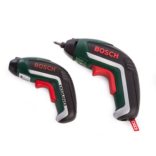 Bosch 06039A8075 IXO 3.6V Cordless Screwdriver Set With Toy