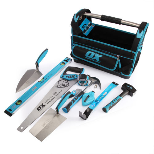 OX Pro/Trade Builders Toolbag Deal