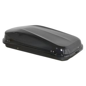 Sealey RB320E Roof Box Gloss Black 320ltr 50kg Max Load