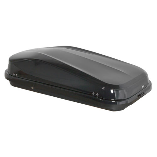 Sealey RB320E Roof Box Gloss Black 320ltr 50kg Max Load