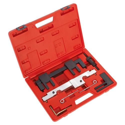Sealey VSE6001 Petrol Engine Setting/Locking Kit - BMW 1.6, 2.0 N43 - Chain Drive