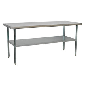 Sealey AP1872SS Stainless Steel Workbench 1.8mtr