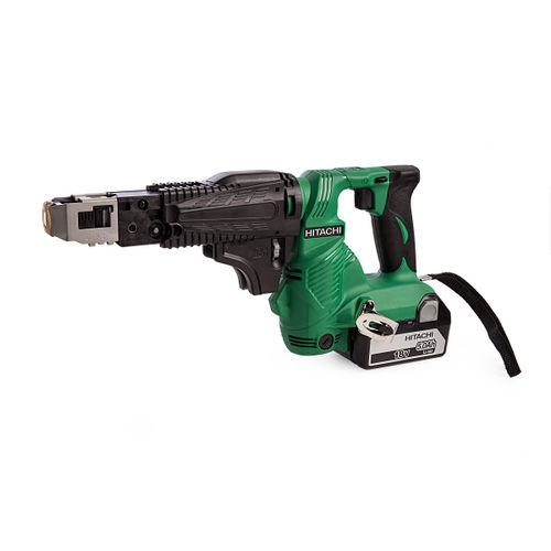 Hitachi WF18DSL/JJ 18V Cordless Automatic Screwdriver (2 x 5.0Ah Batteries)