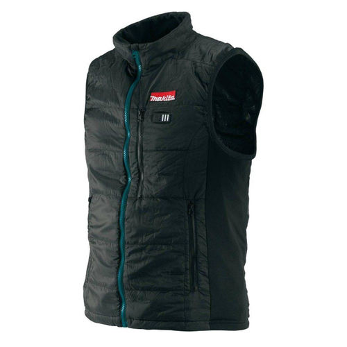 Makita DCV200ZXXL 14.4V-18V Heated Vest XXL
