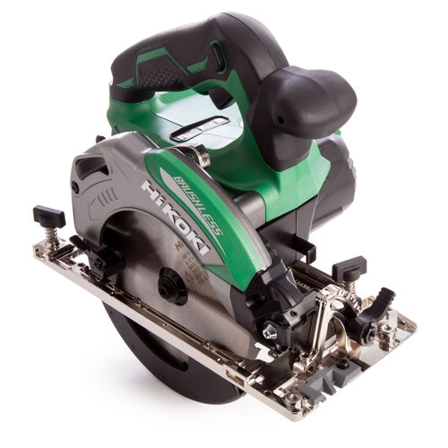 HiKOKI C 18DBAL 18V Brushless Circular Saw 165mm (2 x 5.0Ah Batteries)