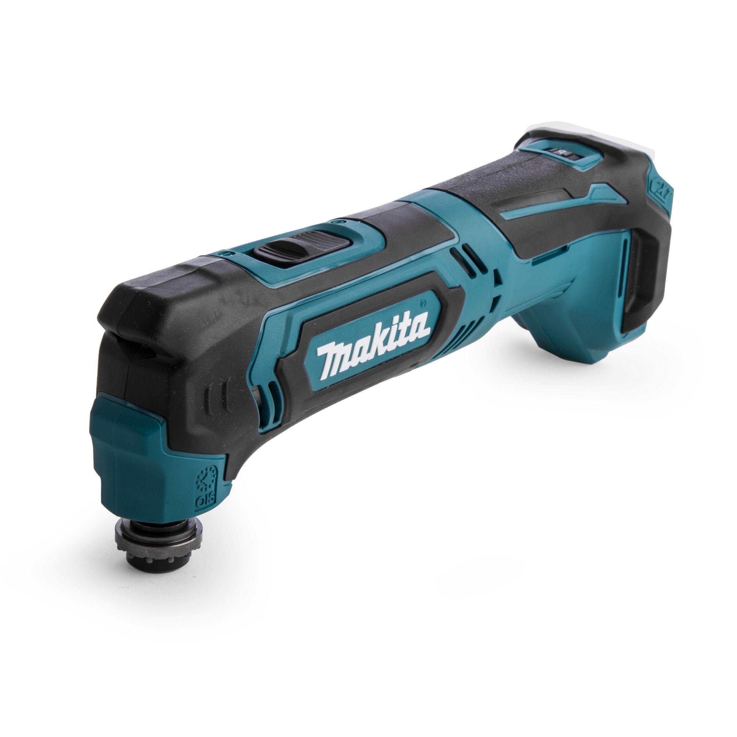 toolstop makita tm30dz multi-tool 10.8v cordless cxt li-ion (body only)