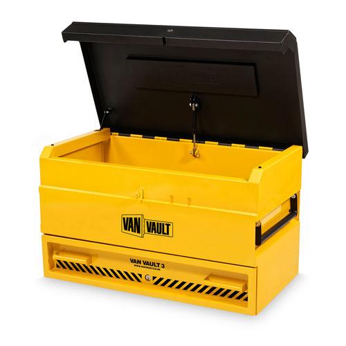 Van Vault 3 Site High Security Steel Storage Box S10345 (922 x 566 x 490mm)