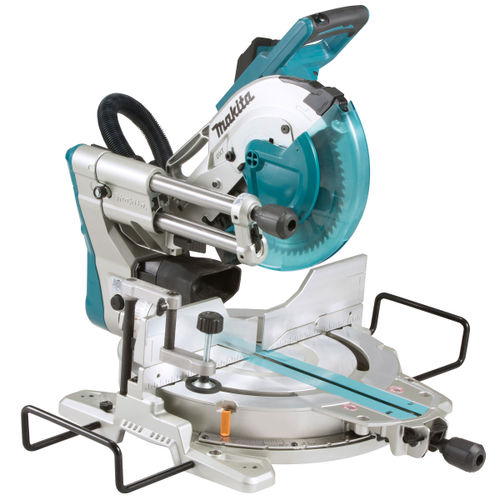 Makita LS1019L Slide Compound Mitre Saw with Laser 260mm 240V
