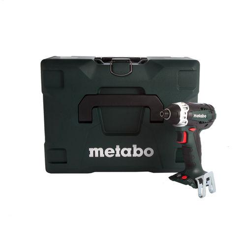 Metabo SSD18LTX200 18V Cordless Impact Driver (Body Only) in Metaloc Case