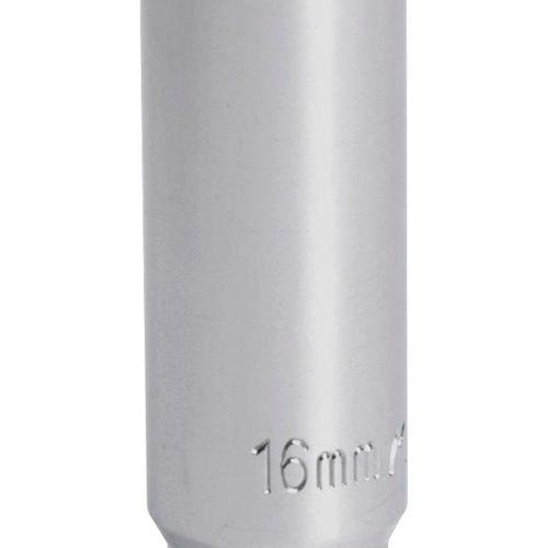 "Sealey AK6557 Spark Plug Socket 16mm 3/8""sq Drive Thin Wall"