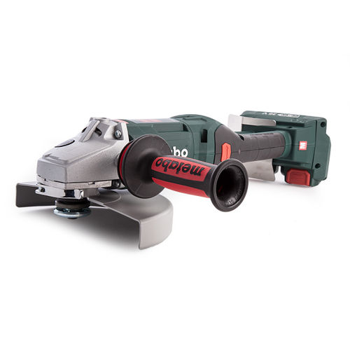 Metabo WPB 36-18 LTX BL 230 36V Angle Grinder 9in (Body Only in Carry Case) - accepts 2 x 18V Batteries