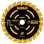 Dewalt DT10624 Extreme Framing Blade For Cordless 2 x Longer Life 165 x 20 x 24 Teeth
