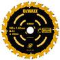 Dewalt DT10624 Extreme Framing Cordless Circular Saw Blade 165mm x 20mm x 24T