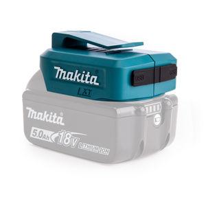 Makita ADP05 Li-ion USB Adapter 14.4V - 18V