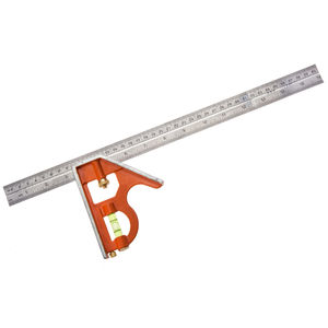 Bahco CS400 Combination Square 400mm / 16 Inch