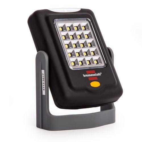 Brennenstuhl 1175420 - 20 + 3 SMD LED Universal LAMP 3 x AAA Batteries