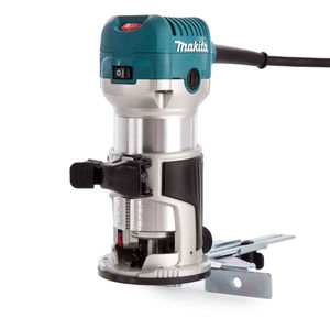 Makita RT0700CX4 Router / Laminate Trimmer with Trimmer Guide