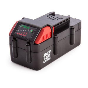 Sealey CP26BP Li-ion 26V 4.0Ah Battery for CP2612 and CP2634 Impact Wrenches