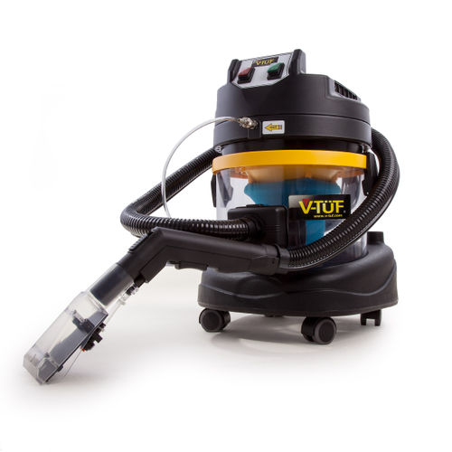 V-TUF SPRAYEX 240 Spray Extraction Cleaner for Upholstery and Carpets 240V
