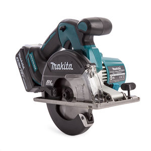 Makita DCS551 150mm Metal Saw with DC18RC Charger in Makpac Case (2 x 3.0Ah Batteries)