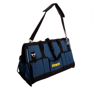 Irwin 10505369 Soft Side Tool Organiser Bag 22in