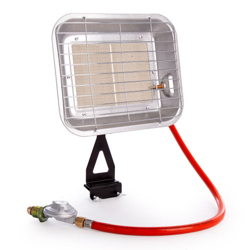 Sealey LP13 Space Warmer Propane Heater 8,871-15,354Btu/hr Bottle Mounting