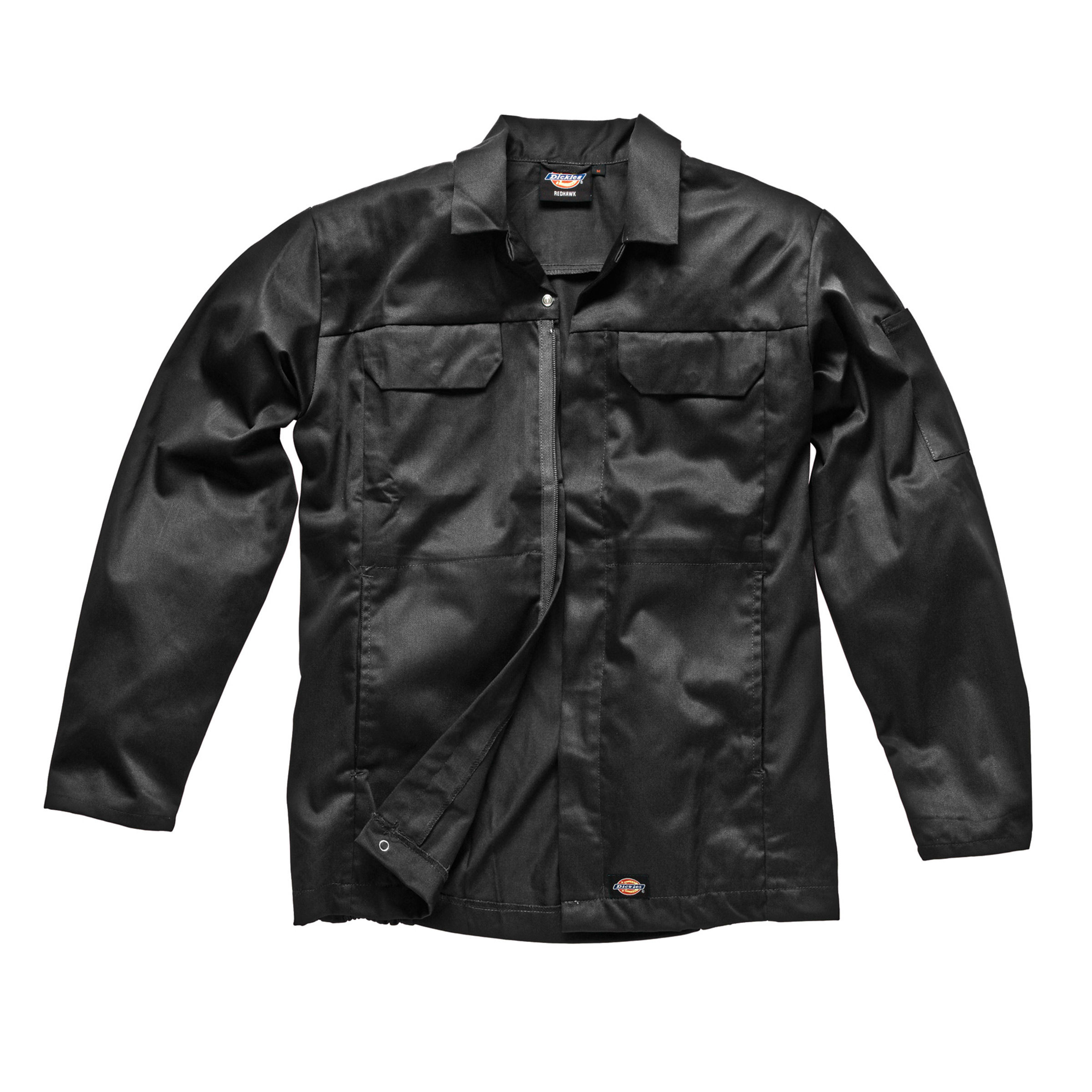 Dickies WD954 Redhawk Jacket with Multiple Pockets (Black) - SMALL
