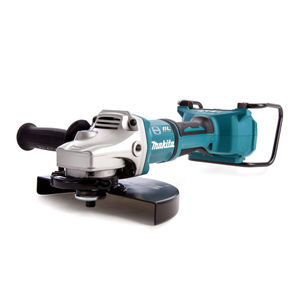 Makita DGA900Z Angle Grinder 230mm 36V Cordless li-ion (Body Only) - accepts 2 x 18V Batteries