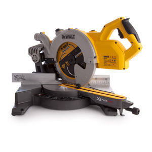 Dewalt DCS778T2 Mitre Saw XR FLEXVOLT 54V Cordless 250mm (2 x 6.0Ah Batteries)