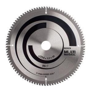 Bosch 2608640451 Circular Saw Blade For Mitre Cuts 254mm, 96 Teeth