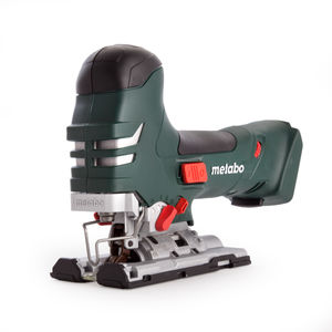 Metabo STA18LTX 140 18V Cordless Jigsaw with Body Grip (Body Only) in Metaloc Carry Case