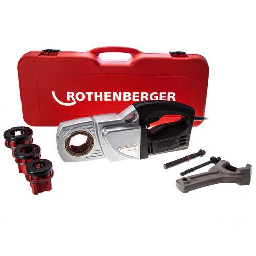 "Rothenberger 7.1450 Supertronic 1250 Power threader 1/4"" - 1.1/4"" 240V"
