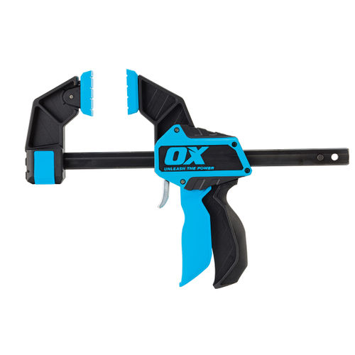 OX P201212 Pro Series Heavy Duty Bar Clamp 12in / 300mm
