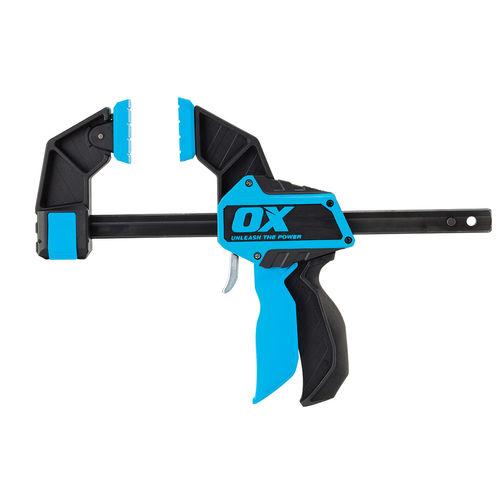 OX Heavy Duty Bar Clamp Pro Series 12 Inch / 300mm (P201212)