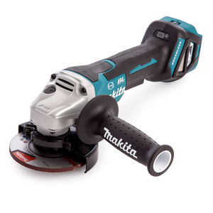 Makita DGA467Z 18V Cordless Angle Grinder 115mm (Body Only)