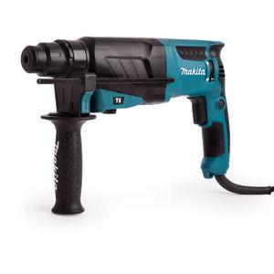 Makita HR2630 SDS+ Rotary Hammer Drill 3 Mode 26mm
