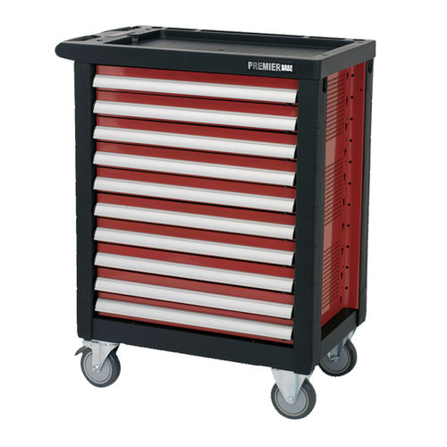 Sealey AP2410 Rollcab 10 Drawer With Ball Bearing Runners