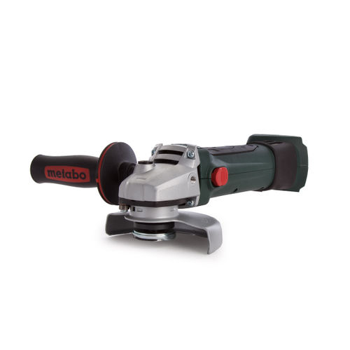 Metabo 602174840 W18 LTX125 Quick Cordless Angle Grinder (Body Only)