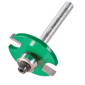 Trend C152X1/4TC Biscuit Jointer Set 12.7mm Diameter