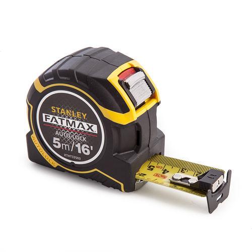 Stanley XTHT0-33503 Fatmax Autolock Tape 5m/16 feet