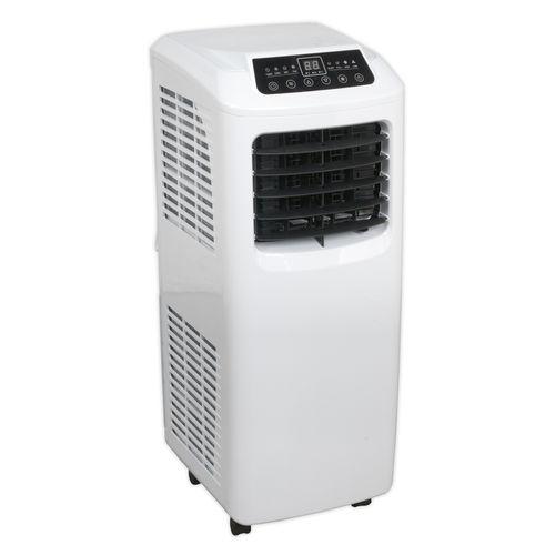 Sealey SAC9001 Air Conditioner/Dehumidifier 9,000 BTU/hr