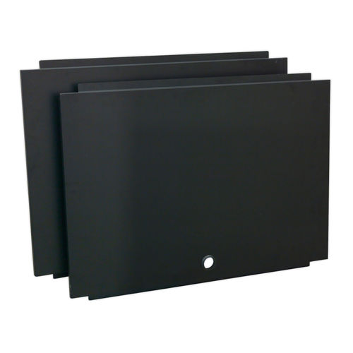 Sealey APMS17 Back Panel Assembly For Modular Corner Wall Cabinet 930mm
