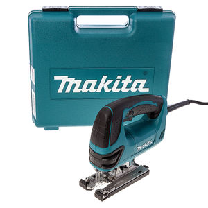 Makita 4350CT Jigsaw Orbital Action with Tool-less Blade Fixing